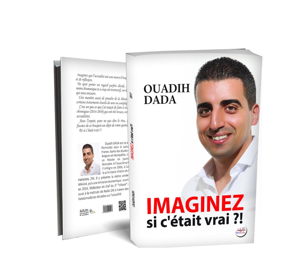 Couverture du livre Imaginez si c'était vrai?! de Ouadih Dada