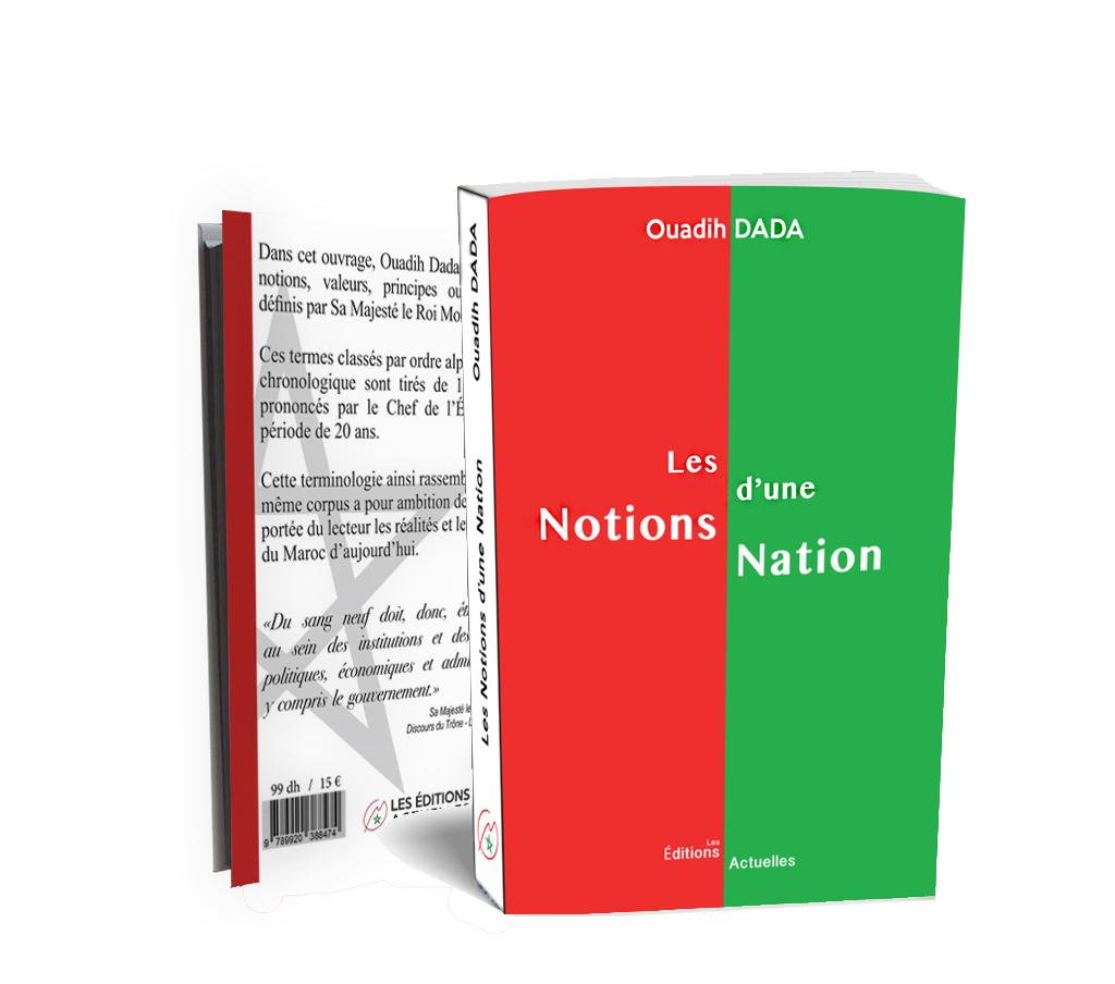 Les notions d'une nation - Livre de Ouadih dada
